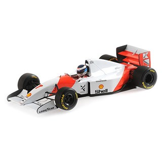 Minichamps McLaren MP4/8 - 1993 Japanese Grand Prix - #7 M. Hakkinen 1:18