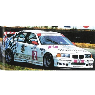 Minichamps BMW 318IS - 1st 1994 ADAC STW Cup - #2 J. Cecotto 1:18