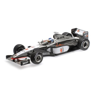 Minichamps McLaren MP4/13 - World Champion 1998 - #8 M. Hakkinen 1:18