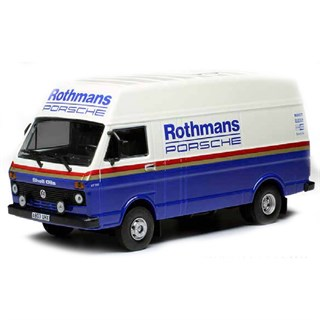 IXO Volkswagen LT Support Vehicle - Rothmans Porsche Rally Assistance 1:43