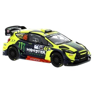 IXO Ford Fiesta RS WRC - 1st 2018 Monza Rally - #46 V. Rossi 1:43