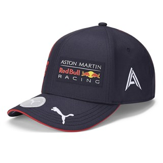 Aston Martin Red Bull Racing 2020 Alex Albon cap in navy