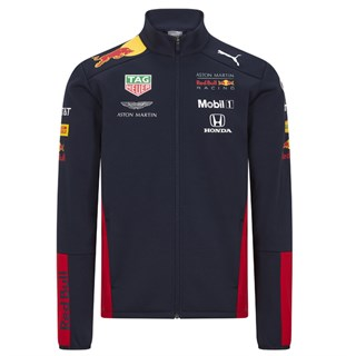Aston Martin Red Bull Racing 2020 Team softshell jacket M