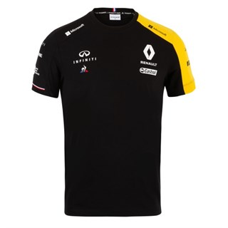 Renault F1 Team 2019 T-shirt in black