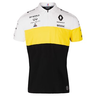 Renault F1 Team 2020 Team Polo Shirt M