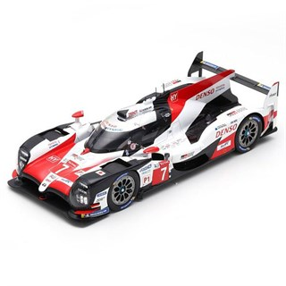 Spark Toyota TS050 - 2018 Le Mans 24 Hours - #7 1:18