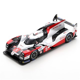 Spark Toyota TS050 - 1st 2020 Le Mans 24 Hours - #8 1:18