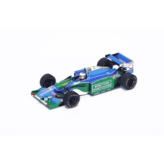 Spark Benetton B194 - 1994 World Champion - #5 M. Schumacher 1:18