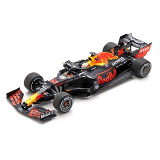Spark Red Bull RB16 - 1st 2020 70th Anniversary Grand Prix - #33 M. Verstappen 1:18