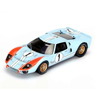 Spark Ford GT40 Mk.II - 1966 Le Mans 24 Hours - #1 1:18