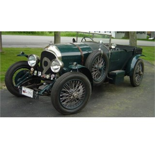 Spark Bentley 3L - 1st 1924 Le Mans 24 Hours - #8 1:43