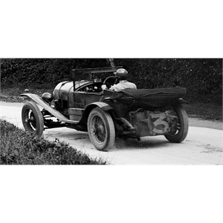 Spark Bentley 3L - 1st 1927 Le Mans 24 Hours - #3 1:43