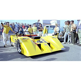 Spark Mac's IT Special - 1970 Laguna Seca Can-Am - #41 H. Fushida 1:43