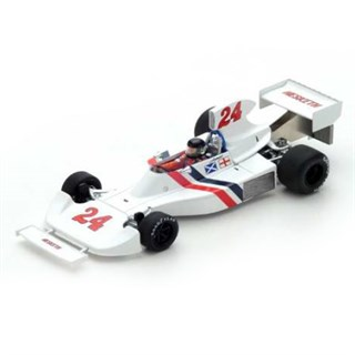 Spark Hesketh 308B - 1st 1975 Dutch Grand Prix - #24 J. Hunt 1:43