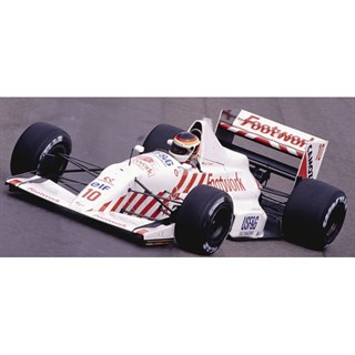 Spark Footwork Arrows A11B - 1990 - #10 B. Schneider 1:43