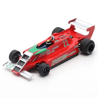 Spark Ensign N179 - 1979 South African Grand Prix Practice - #22 D. Daly 1:43