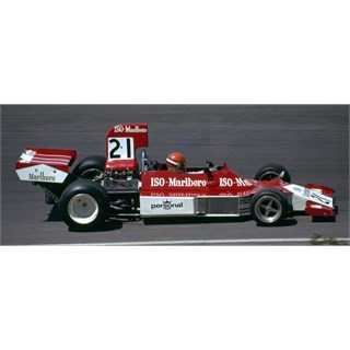 Spark Williams FW04 - 1974 Belgian Grand Prix - #21 G. Van Lennep 1:43