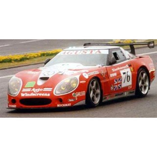 Spark Callaway - 1995 Le Mans 24 Hours - #76 1:43