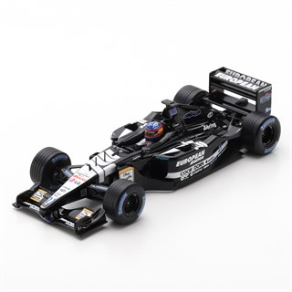 Spark Minardi PS01 - 2001 - #21 F. Alonso 1:43