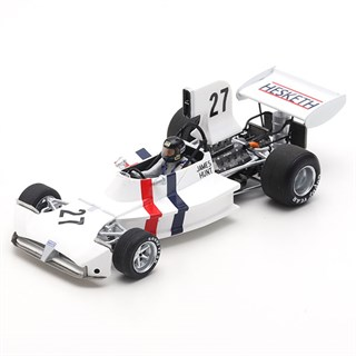 Spark March 731 - 1973 American Grand Prix - #27 J. Hunt 1:43