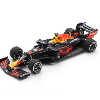 Spark Red Bull RB16 - 1st 2020 70th Anniversary Grand Prix - #33 M. Verstappen 1:43