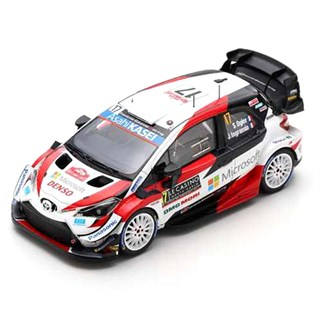 Spark Toyota Yaris WRC - 2020 Monte Carlo Rally - #17 S. Ogier 1:43