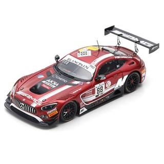 Spark Mercedes AMG GT3 - 2019 Spa 24 Hours - #88 1:43