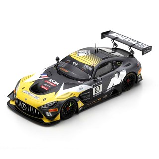 Spark Mercedes AMG GT3 - 2020 Spa 24 Hours - #87 1:43