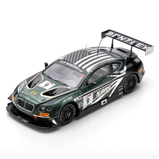 Spark Bentley Continental GT3 - 2018 California 8 Hours - #9 1:43