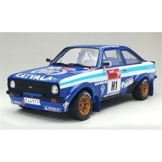 Sun Star Ford Escort RS1800 - 1st 2012 Estonia Historic Rally - #1 J-M. Latvala 1:18