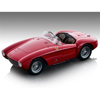 Tecnomodel Ferrari 500 Mondial 1954 - Press Car - Red 1:18