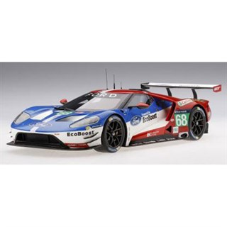 TopSpeed Ford GT - 2016 Le Mans 24 Hours - #68 1:18