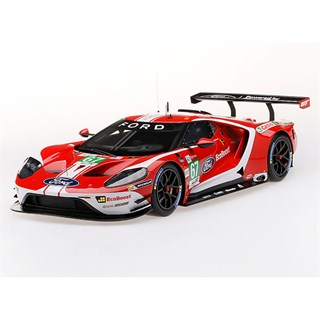 TopSpeed Ford GT - 2019 Le Mans 24 Hours - #67 1:18