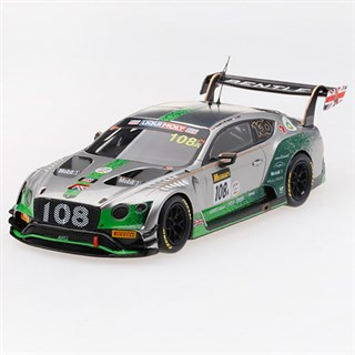 TrueScale Miniatures Bentley Continental GT3 - 2019 Bathurst 12 Hours - #108 1:43