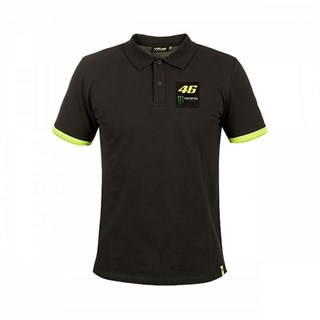 Rossi 2018 Monster polo in dark grey