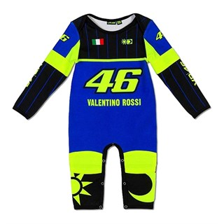 Valentino Rossi VR46 2020 baby overall 24m
